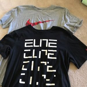 Nike elite shirt bundle